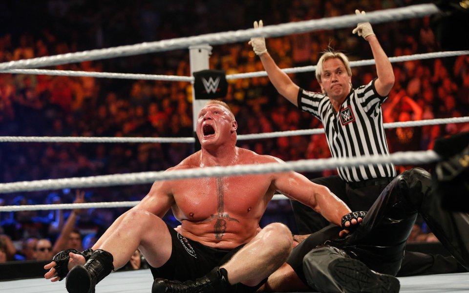 Брок Леснар започва подготовка за супербитката с Даниел Кормие