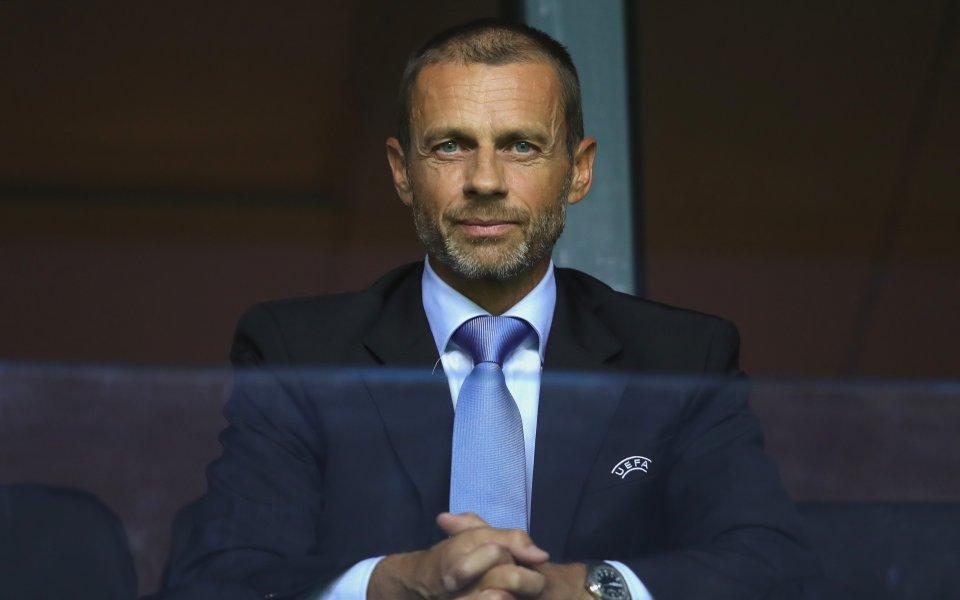 Не само европейци може да ръководят мачове на Евро 2020