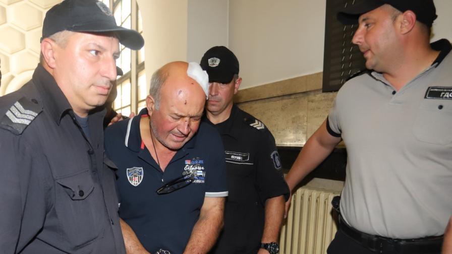 Шофьорът на катастрофиралия автобус Григор Григоров