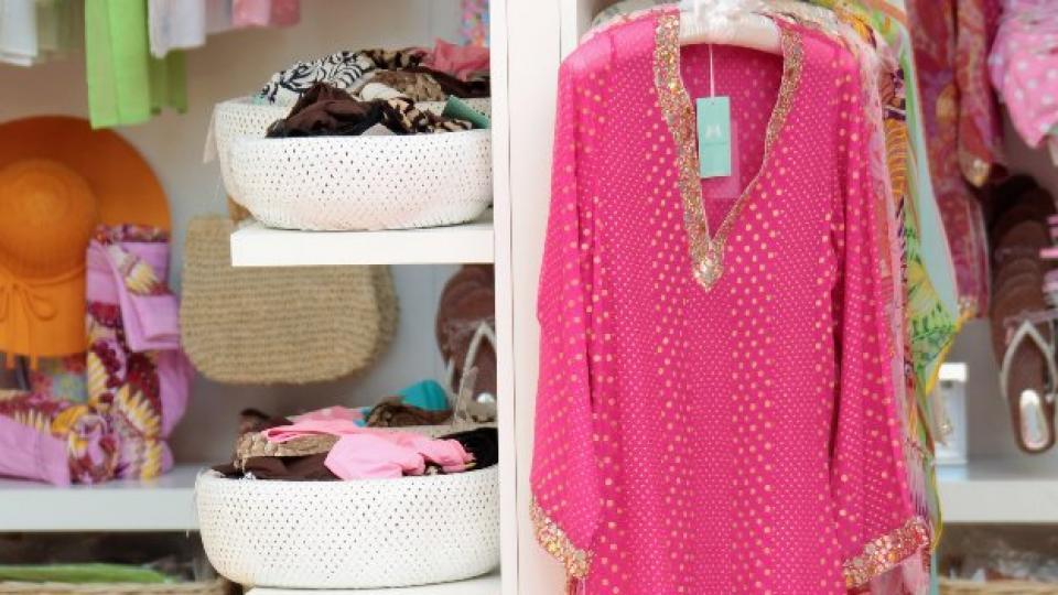 Помислете за пролетно освежаване на гардероба си