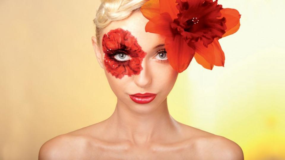 Тайната на естествената женска красота е скрита в растенията