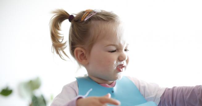 Нищо не стимулира изобретателността на родителя повече от злоядото дете.