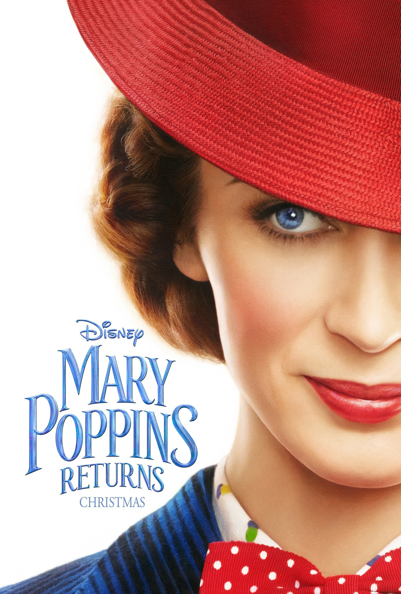"""10. Mary Poppins Returns / """"Мери Попинс се завръща"""" – Детски / Комедия; Режисьор: Роб Маршал; Участват: Емили Блънт, Колин Фърт, Мерил Стрий"""