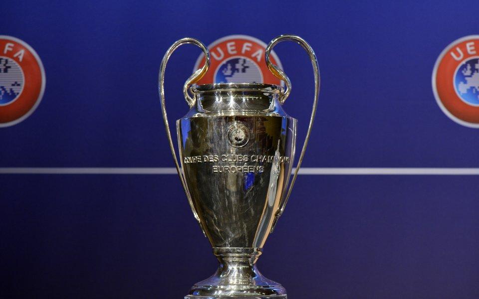 Нова революционна идея в УЕФА, свързана с ШЛ