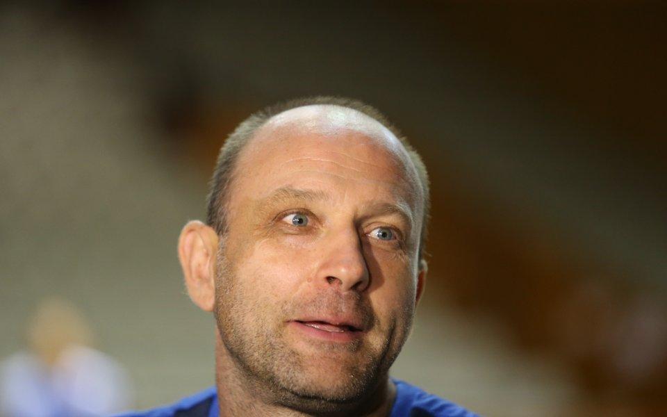 Тити Папазов: Левски има реален шанс да победи Карху