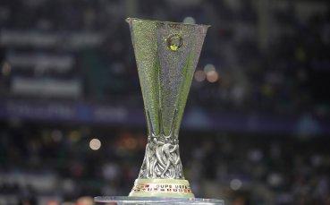 Всички резултати от 1-ия кръг на групите в Лига Европа