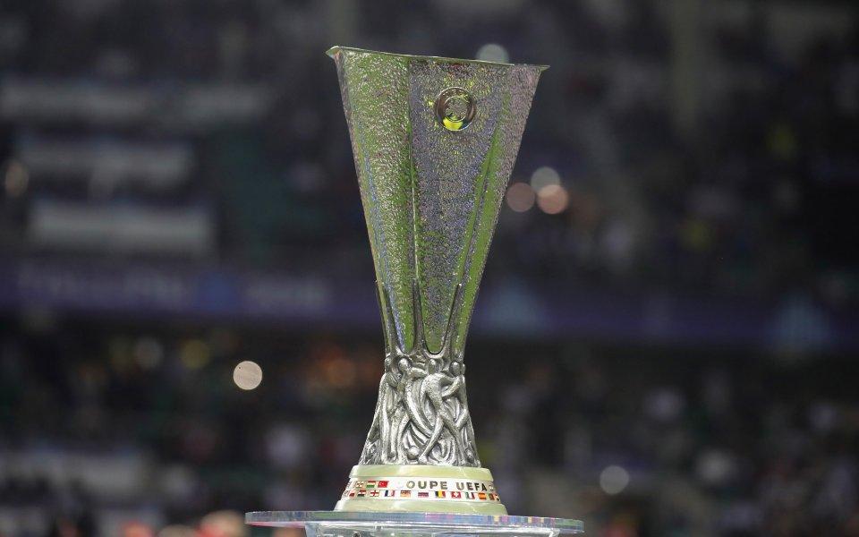 Резултати от 3-ия квалификационен кръг в турнира Лига Европа, 1-ви