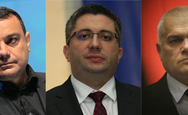 Борисов поиска три оставки и ги получи