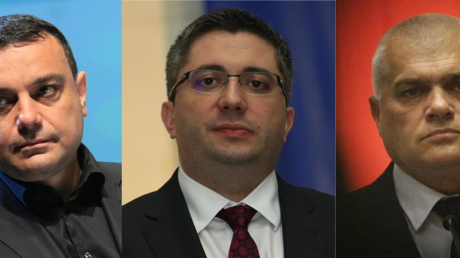 Борисов поиска три оставки. Радев: Носим политическа отговорност