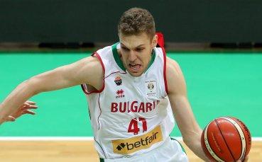 Везенков към съотборниците си в националния тим: Бяхте страхотни!