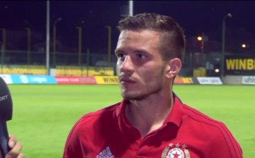 Ангел Лясков: Ние сме ЦСКА – ще се върнем на върха