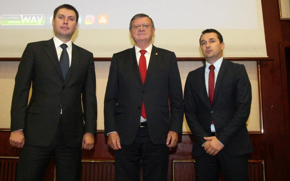 България прие престижен семинар за волейболната Шампионска лига