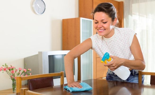 Не трябва всичко в дома ви да е излъскано до блясък, защото стерилната среда предразполага към по-силно развитие на алергии, най-вече заради използването на препарати.