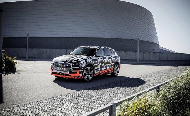 Audi стартира производството на първия си електрически SUV