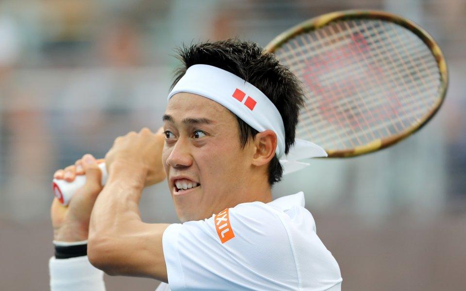 Нишикори продължава похода си на US Open