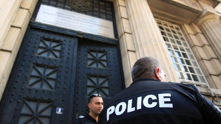 опит за граждански арест транспортно министерство полиция