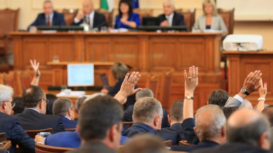 """Отхвърлиха третия вот на недоверие към """"Борисов 3"""""""