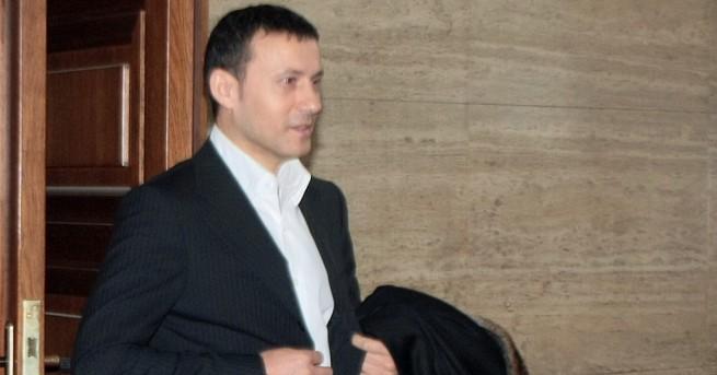 Бизнесменът Миню Стайков е арестуван днес при акция на Специализираната