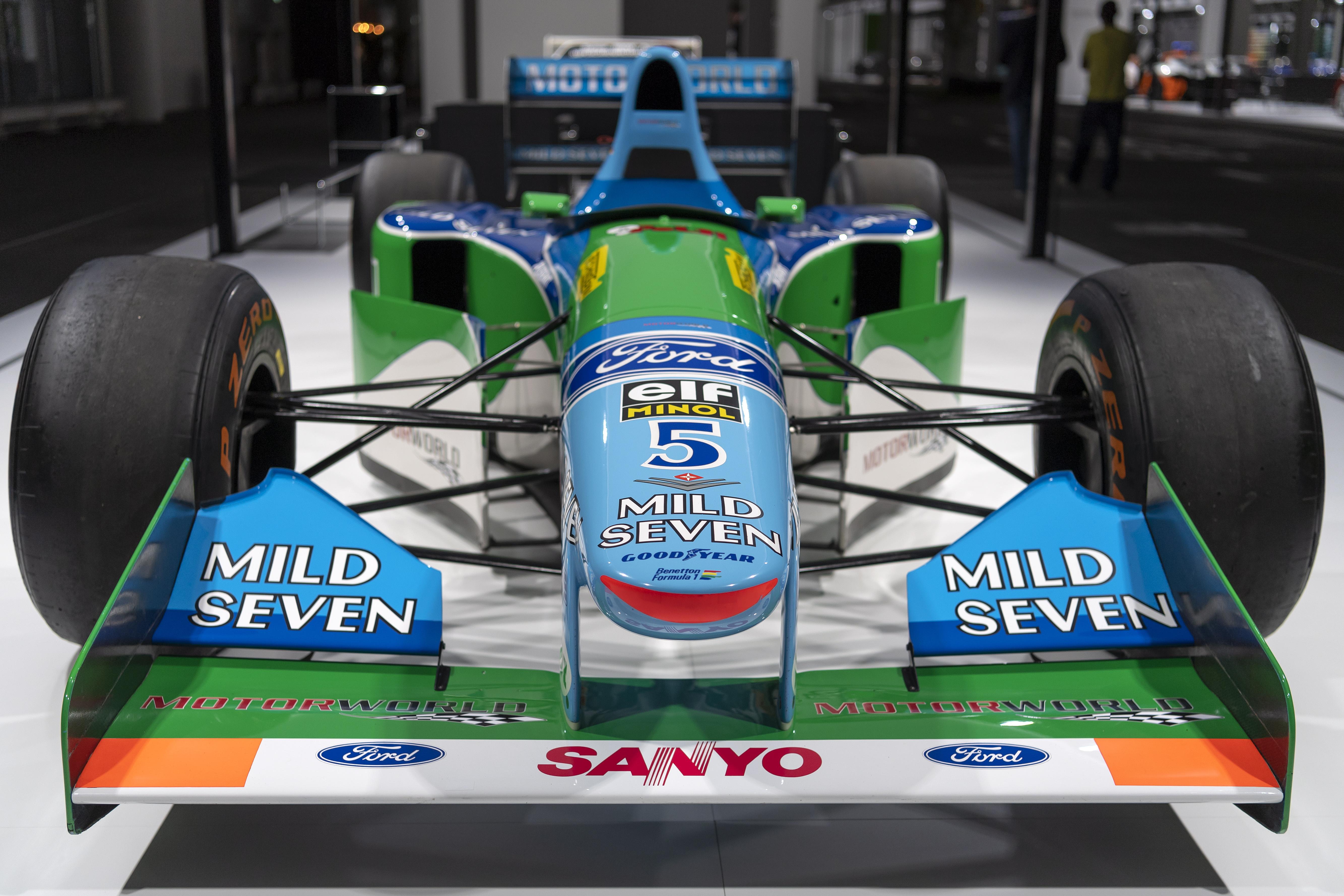 Benetton B194-05 (1994)