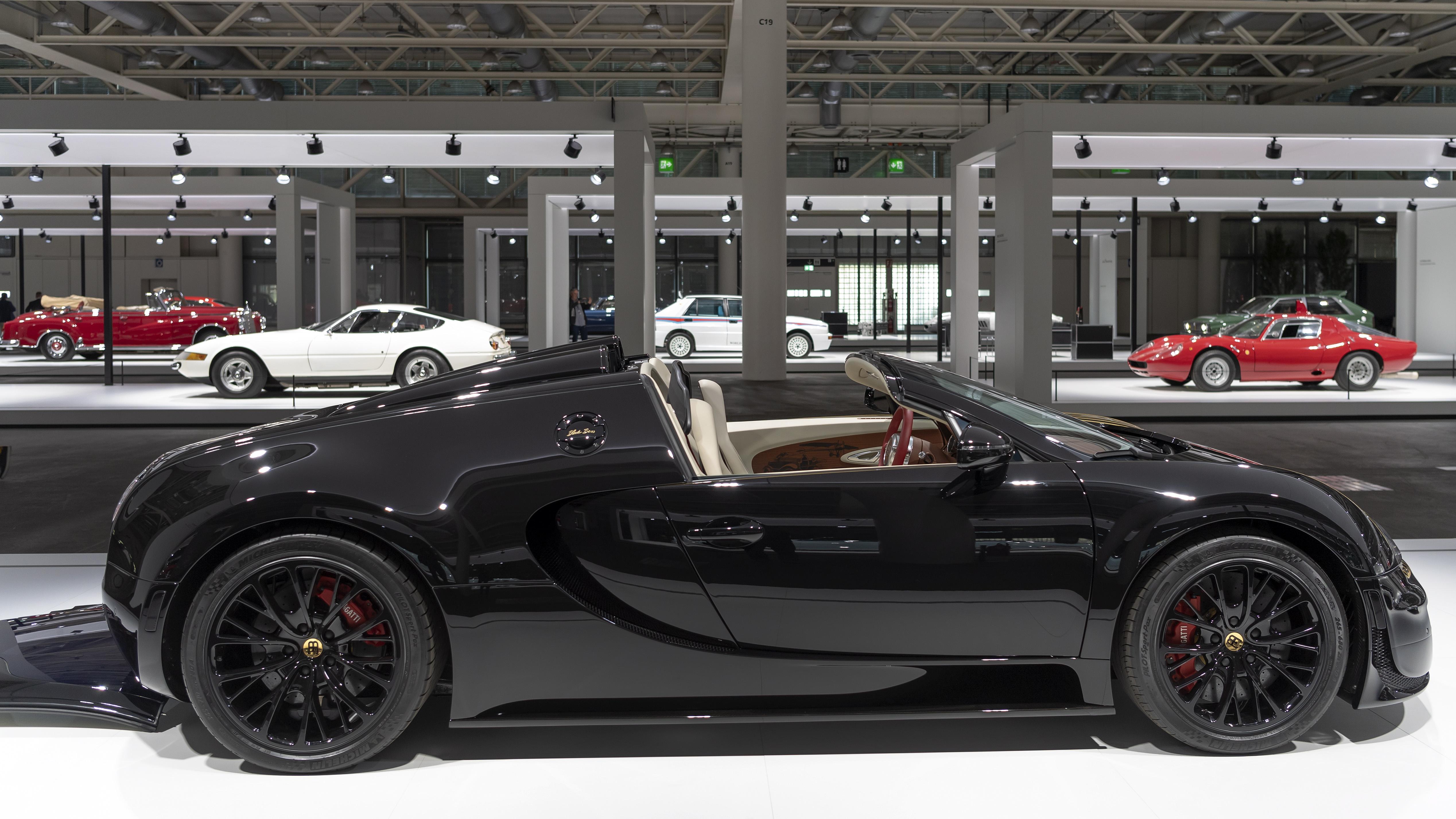 "Bugatti Veyron Legende ""Les Legendes"" (2013)"