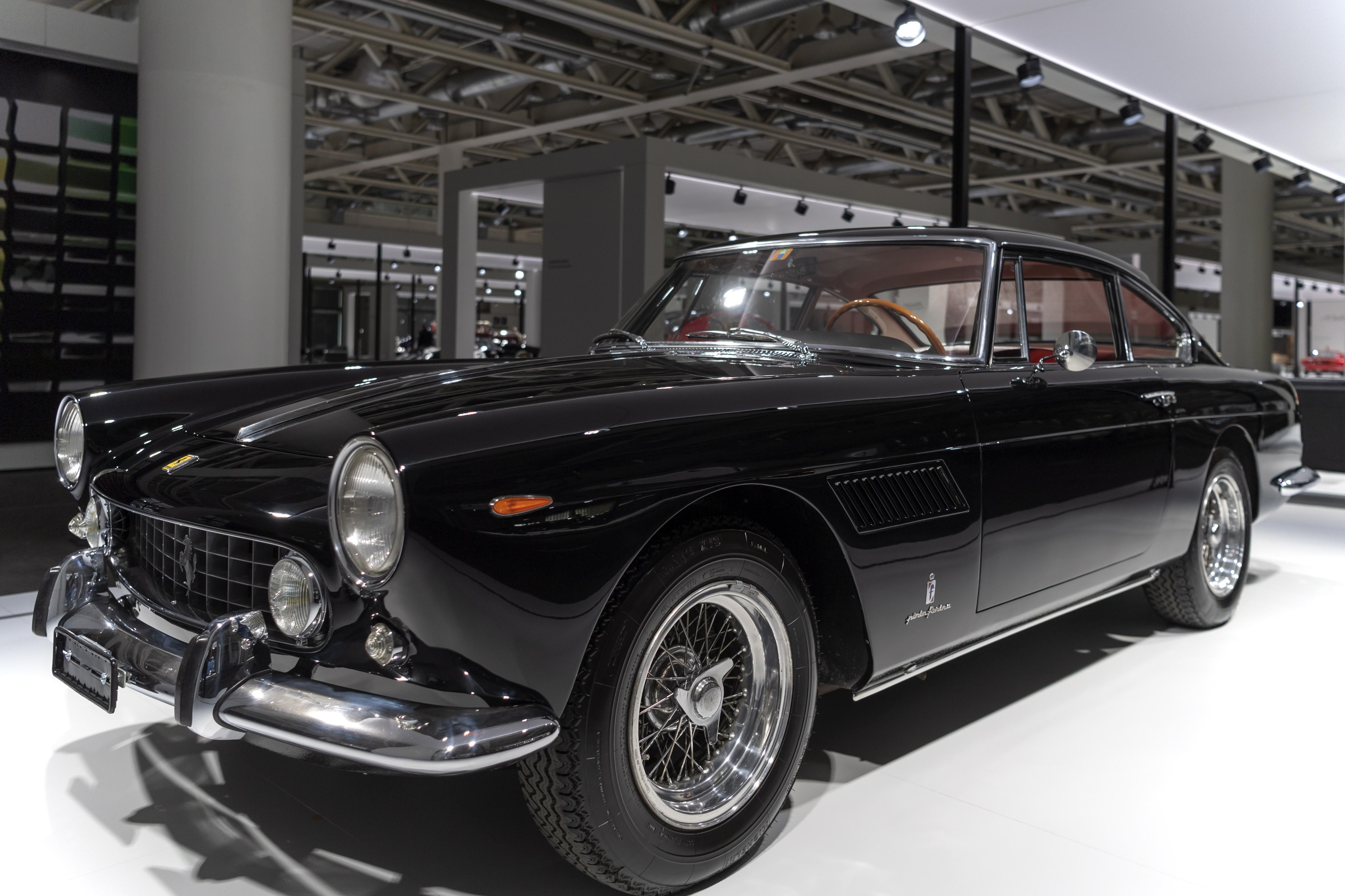 Ferrari 250 GT Coupe Pininfarina Serie 1 (1962)