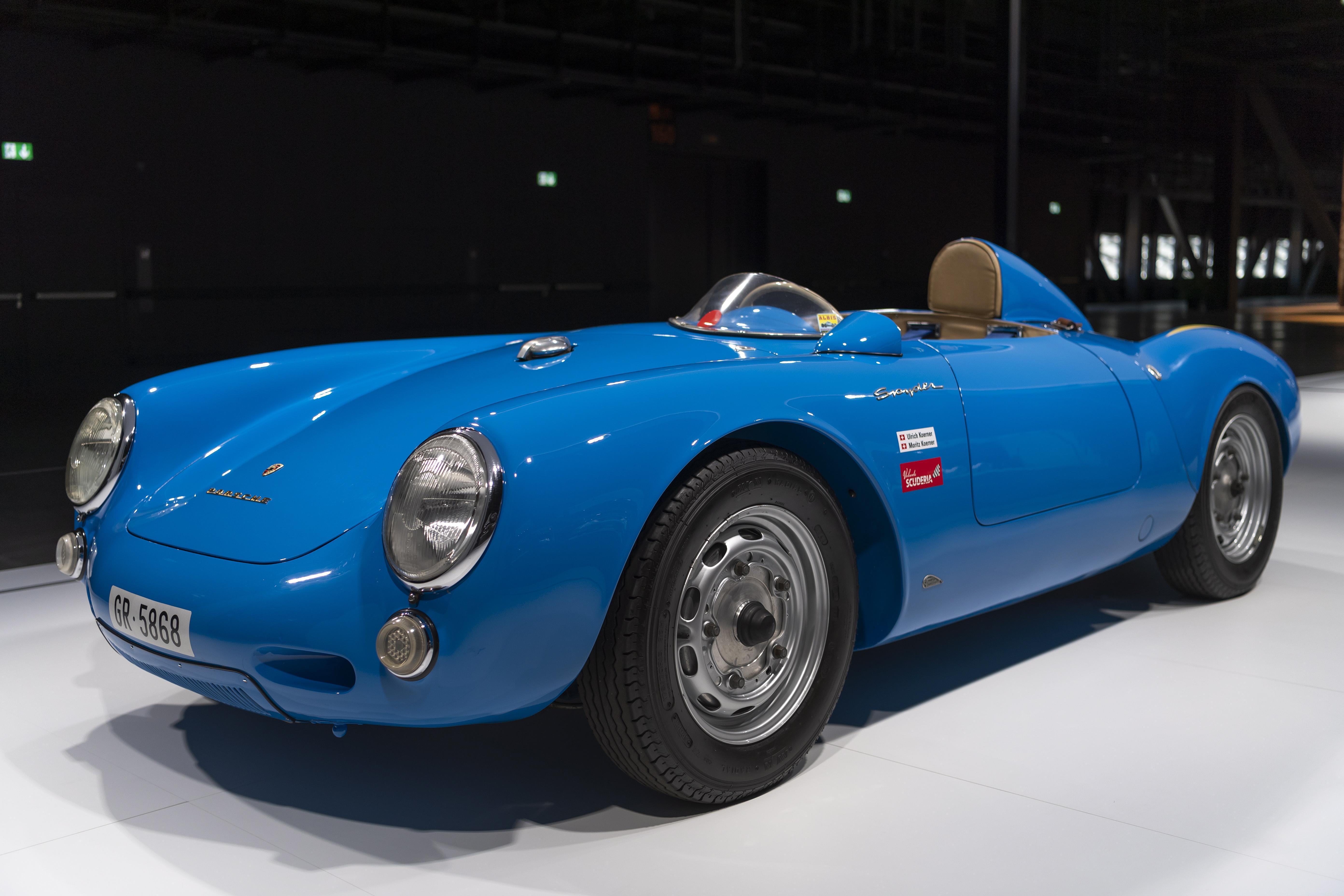 Porsche 550 (1955)