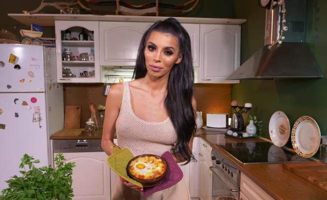 Коя е любимата рецепта на Мегз