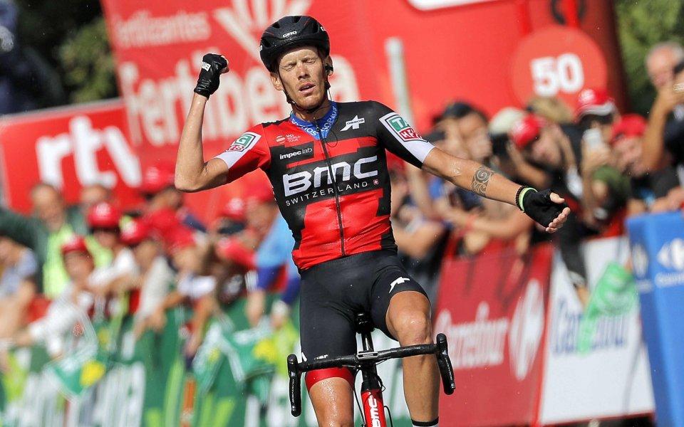 Де Марки спечели 11-ия етап от Вуелтата