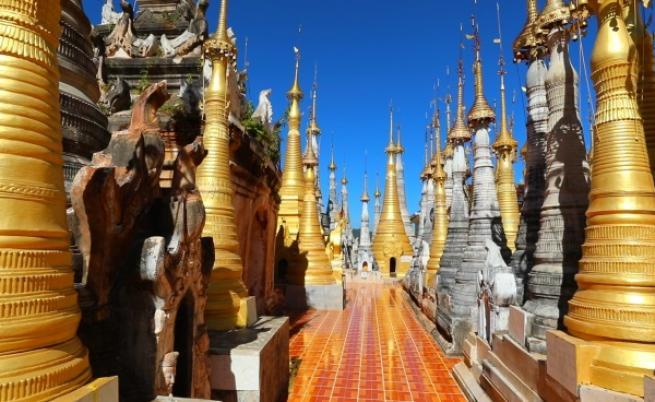 В непознатия свят на Мианмар - една загадъчна дестинация (СНИМКИ)