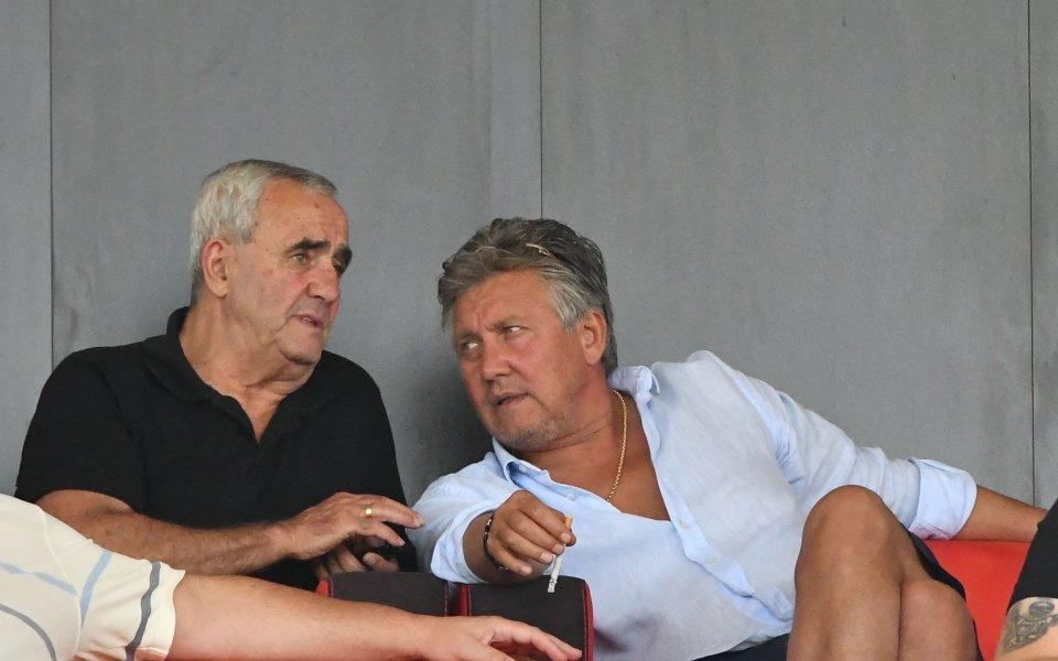 Локо Сф се раздели с юноша на Левски