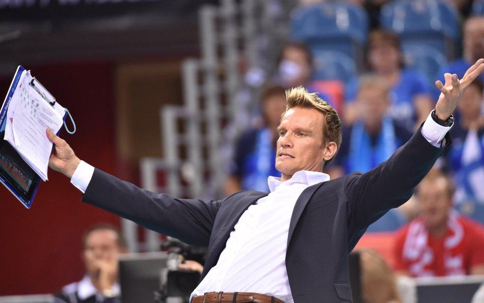 Треньорът на Финландия: Чака ни тежък мач срещу България