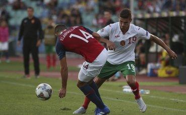 НА ЖИВО: Норвегия – България 0:0