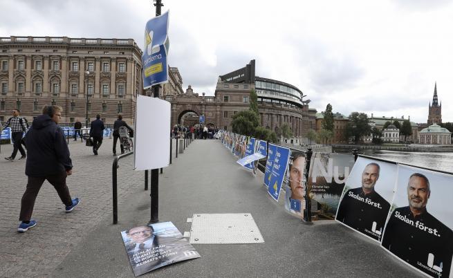 След изборите имигрантите вече са въпрос в Швеция