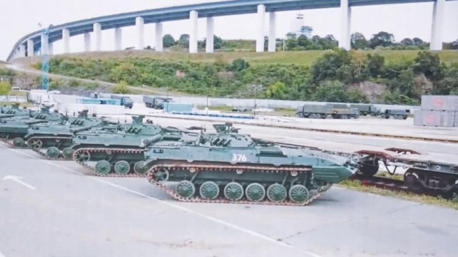 Русия започва най-големите военни учения след края на СССР