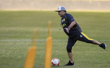 Марадона посочи най-добрия мениджър в света, ще ходи на уроци
