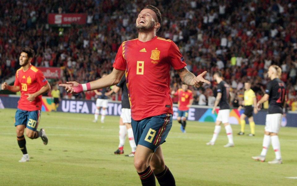 Испания сдъвка и изплю световния вицешампион