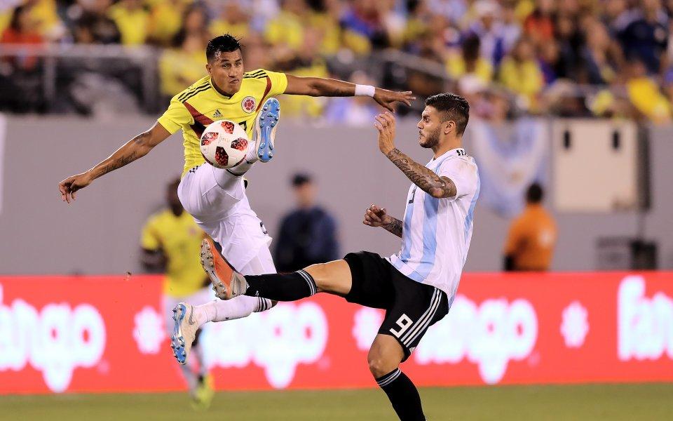 Без Меси е така: Аржентина със слабо представяне срещу Колумбия