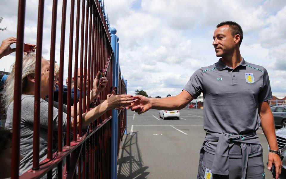 Джон Тери става треньор в Челси