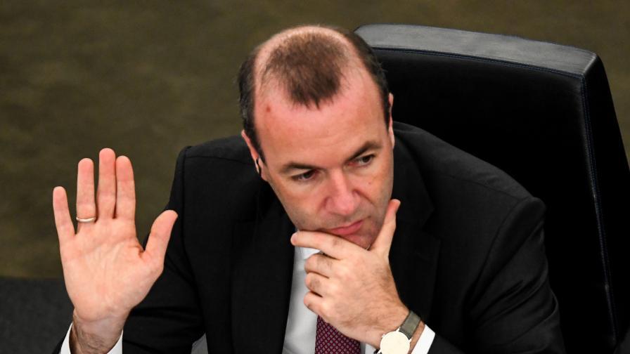 Вебер поиска България, но не и Румъния, в Шенген