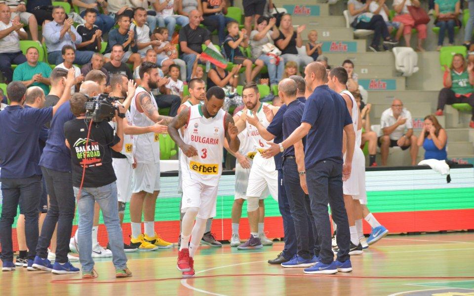 Феноменален успех за България срещу Франция