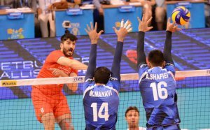 Следете с нас: 2:0 за България срещу Иран!