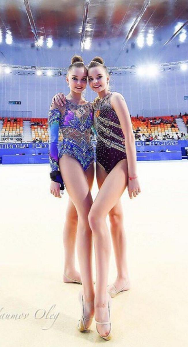 Дина и Арина Аверини