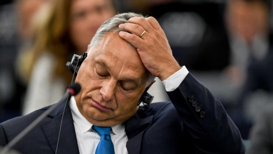 Орбан:Искат да изпратят тук наемници от Брюксел
