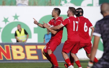 Валери Божинов с отличен гол срещу Витоша, Ботев взе точка в Бистрица