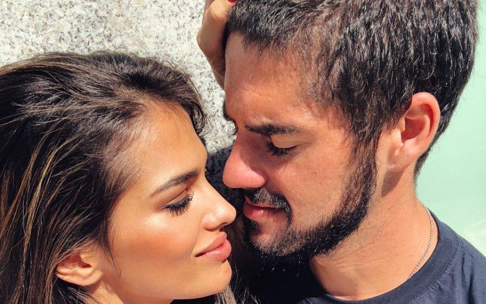 Сара и Иско не спират да показват любовта си