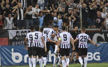 Локо Пловдив нанесе първо поражение на Левски в шампионата