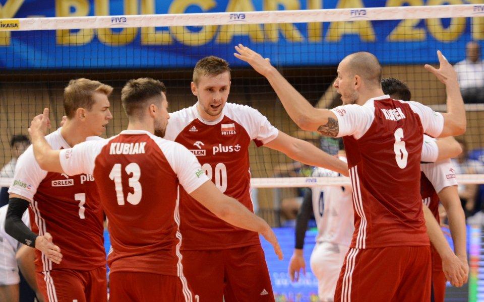 Полша би Иран и запази шансовете на България за първо място