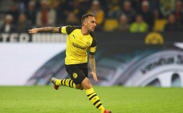 Борусия Дортмунд без двама ключови футболисти в Шампионска лига
