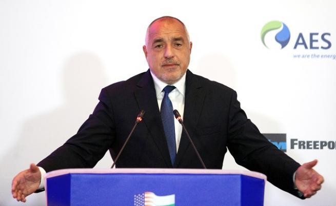 Борисов: Маринов иска да стане министър, както командващият ВВС поиска да стане президент