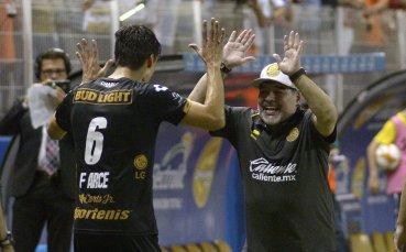 Дорадос на Марадона с ударна победа